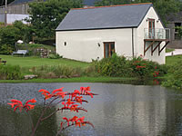 The Boathouse self catering cottage sleeps 2