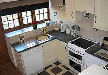The Boathouse is a comfortable self catering holiday cottage