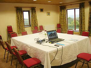 Conference facilities at Polhilsa